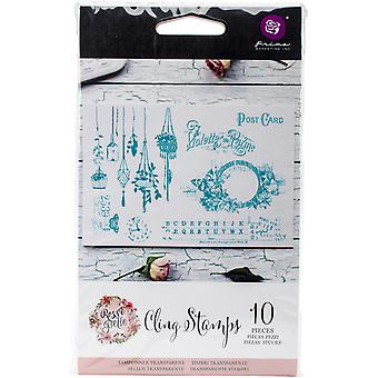 Rossibelle Cling Rubber Stamps 4