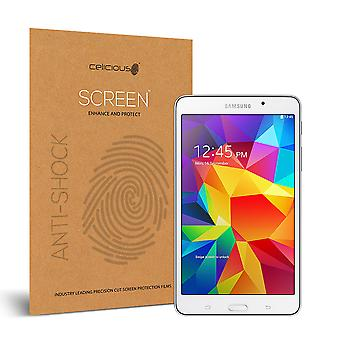 Celicious Impact Anti-Shock Shatterproof Screen Protector Film Compatible with Samsung Galaxy Tab 4 7.0
