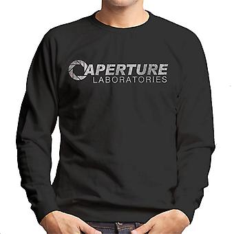Aperture Laboratories Portal Men's Sweatshirt