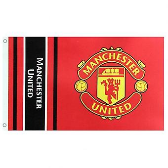 Manchester United Flag WM