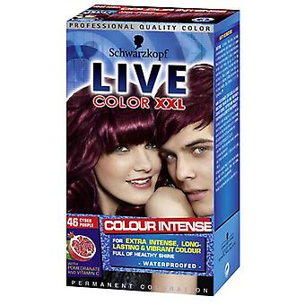 Schwarzkopf Live Color XXL - Cyber Purple (46)