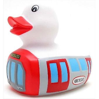 Yarto Underground London Tube Train Rubber Duck