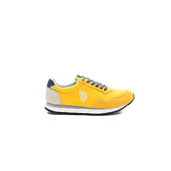 Sneakers yellow Raji Us Polo Man