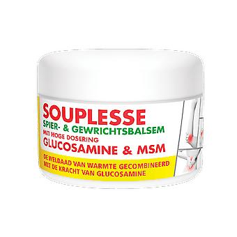 Natusor Suppleness Muscle-& Joint balm (200 milliliters)