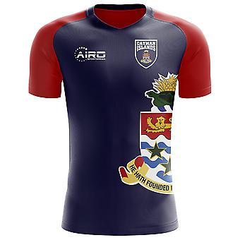 مفهوم الوطن 2018-2019 جزر كايمان لكرة القدم قميص