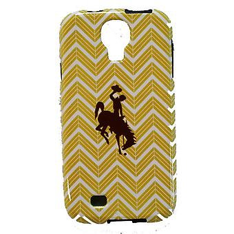 Case-Mate Vibe Wyoming University Case for Samsung Galaxy S4 - Helmet