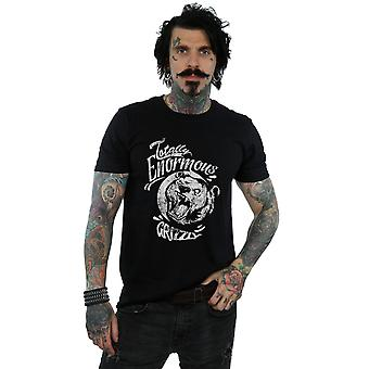 Drewbacca mannen enorme Grizzly T-Shirt