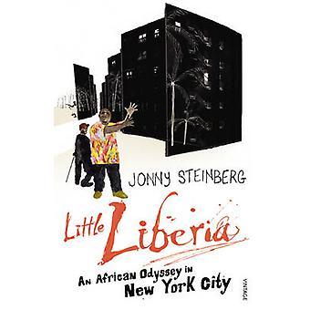 Weinig Liberia door Jonny Steinberg