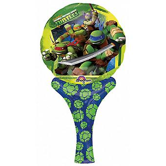Anagram Teenage Mutant Ninja Turtles Inflate-a-Fun Foil Balloon