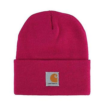 Carhartt Kids Watch Hat - Cerise Girls Ski Hat Winter Cap