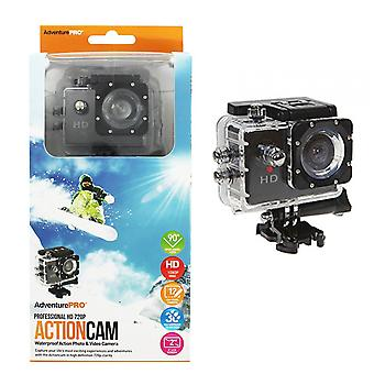 Waterproof HD Video Camera Action Sports Bike Photo 30m 1080P Mini DV Cam