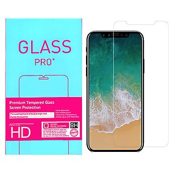 2-pack gehard glas screen protector iPhone X / Xs Retail 2i1