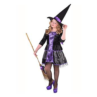 Children's costumes  Witch dress for girls
