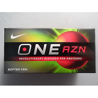 Nike RZN Softer Feel Golf Balls 2 Ball Sleeve