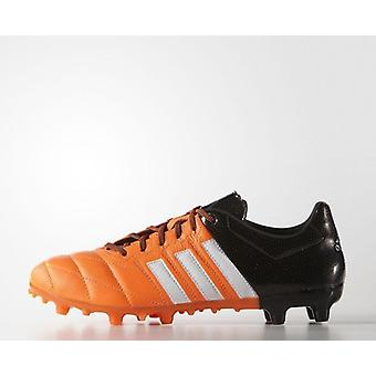 Bottes moto FG/AG cuir B32812 Mens Football Adidas Ace 15,3