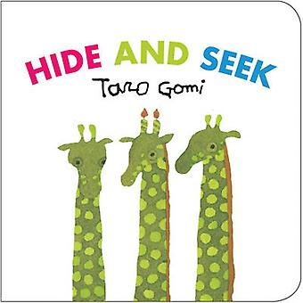 Hide and Seek by Taro Gomi - 9781452108407 Book