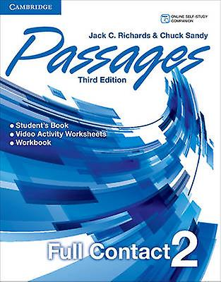 Passages Level 2 Full Contact - Level 2 (3rd Revised edition) by Jack