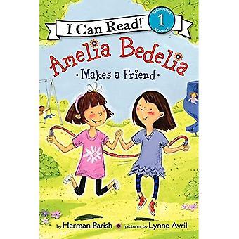 Amelia Bedelia maakt een vriend