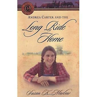 Andrea Carter och den långa resan hem