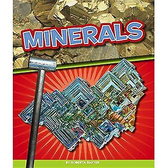 Minerals (Geology Rocks!)