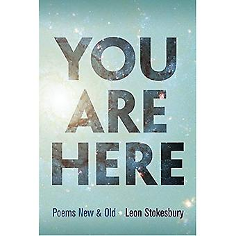 You are Here: Poems New & Old