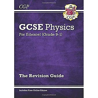 New Grade 9-1 GCSE Physics: Edexcel Revision Guide with Online Edition
