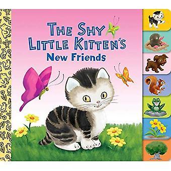 Den genert lille killing nye venner [Board bog]