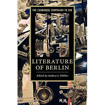 O companheiro de Cambridge à literatura de Berlim (Cambridge companheiros à literatura)