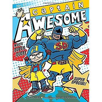 Captain Awesome Meets Super� Dude!: Super Special (Captain Awesome)