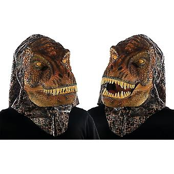Animated T-Rex Mask