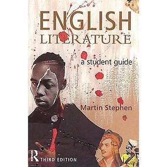 دليل الطالب الأدب الإنجليزي بواسطة ستيفن & مارتن