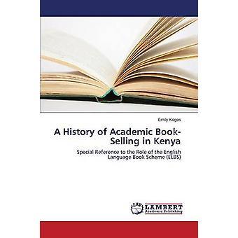 En historia av akademiska BOKHANDLING i Kenya av Kogos Emily