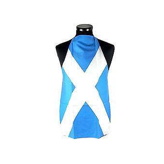Union Jack use delantal de algodón de Saltaire Escocia