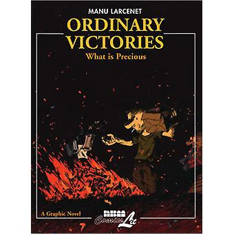 Ordinary Victories - Pt. 2 - What is Precious by Manu Larcenet - 978156