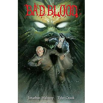 Bad Blood by Jonathan Maberry - 9781616554965 Book
