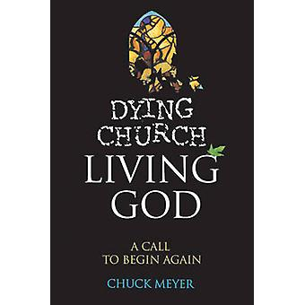Dying Church - Living God - A Call to Begin Again by Chuck Meyer - 978