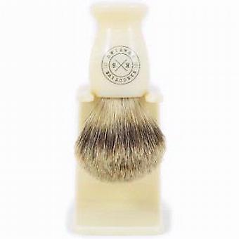 Executive Shaving English Made Super Badger Hair Cream Shaving Brush