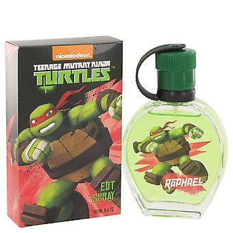 TEENAGE MUTANT NINJA TURTLES Raphael by Marmol & Son Eau De Toilette Spray 3.4 oz / 100 ml (Men)