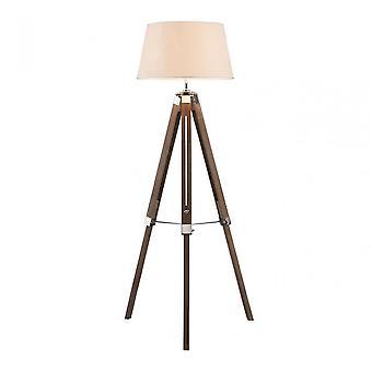 Premier Home Brown Bailey Tripod vloer lamp, bruin