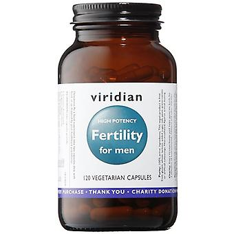 Viridian Fertility for Men Veg Caps (high potency) 120 (171)