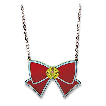 Necklace - Sailor Moon - New Ribbon Bow Anime Gifts Toys Licensed ge80510