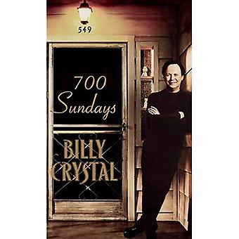 700 Sundays (Large Print Edition)