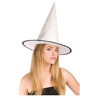 Rubie Witch Hat hvitt Patent Lær (babyer og barn, kostymer)