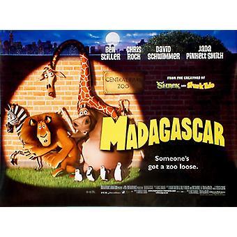 Madagascar (Double Sided) Original Cinema Poster