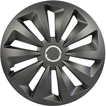 Wheel trims cartrend Fox R15 Black (matt) 4 pc(s)