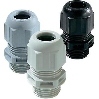 Cable gland M12 Polyamide Silver-grey