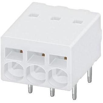 Spring-loaded terminal 0.50 mm² Number of pins 3 PTSM 0,5/ 3-2,5-H THR WH R32 Phoenix Contact White 1 pc(s)