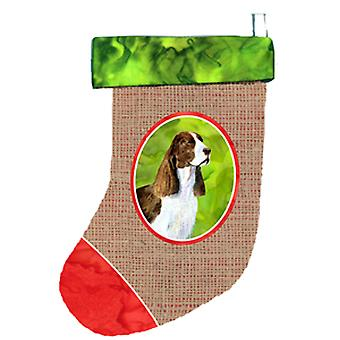 Carolines Treasures  SS2075-CS Springer Spaniel Christmas Stocking SS2075