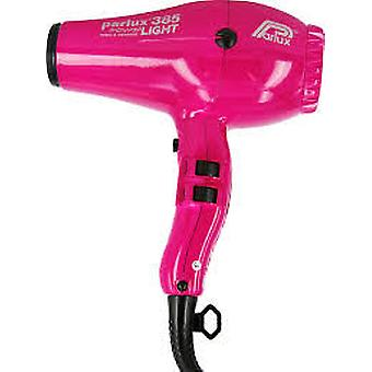 Parlux Hair Dryer Ionic & Ceramic Powerlight 385 Fuchsia
