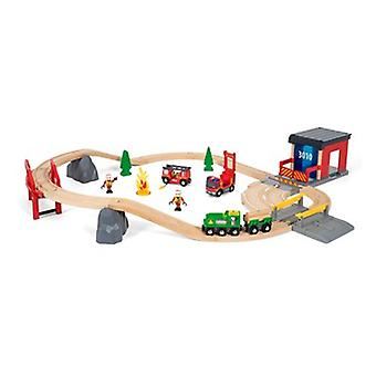 BRIO Rescue Emergency instellen 33817